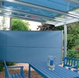 Windschutz / Sichtschutz