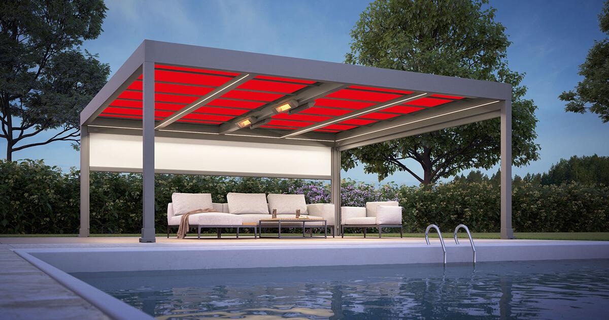 Terrassen-Pavillon