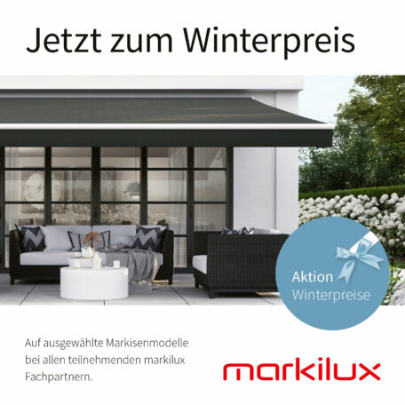 markilux Aktion Winterpreis